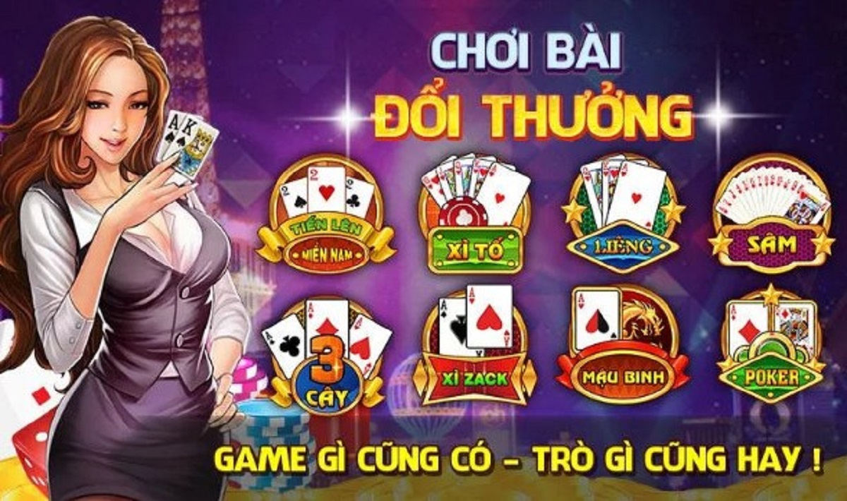 cong game doi thuong uy tin